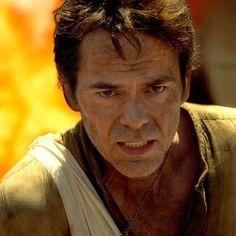 Best action shot of Miles! Billy Burke Actor, Fantasy Films, Survival Skills, Twilight, Pond, Revolution, That Look, Actors, Celebrities