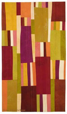Lisa's Art & Musings: Vertical Nature