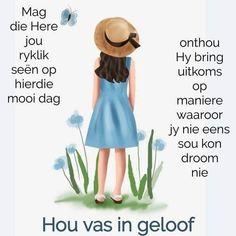 Goeie More, Afrikaans, Bring It On, Summer Dresses, Encouragement, Fashion, Moda, Summer Sundresses, Fashion Styles