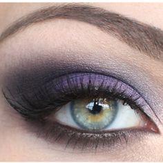 matte purple