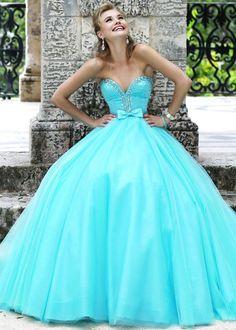 Sherri Hill 21367 Strapless Beaded Gown