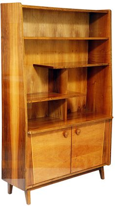 Regał Bilea, lata 70. Bookcase, Shelves, Home Decor, Shelving, Decoration Home, Room Decor, Book Shelves, Shelving Units, Home Interior Design