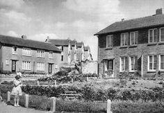Hokkelenbergstraat Brunssum (jaartal: 1945 tot 1950) - Foto's SERC