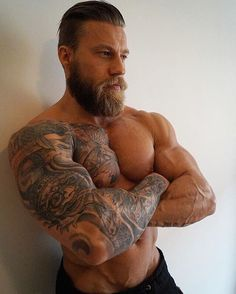 Well Pawel Ladziak Is Only 35 Years Old And Dyes His Hair Beard White Frequently In Order To Maintain This Older Look For Good Reason