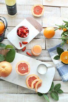 Grapefruit Sangria | Rue