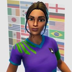 List of all Fortnite Skins and Character Outfits. High-Quality Images and List of All Battle Royale and Upcoming Leaked Skins. Skins Characters, Video Game Characters, Arley Queen, Zombie Clothes, Best Gaming Wallpapers, 2048x1152 Wallpapers, Game Wallpaper Iphone, Gamer Pics, Soccer Outfits