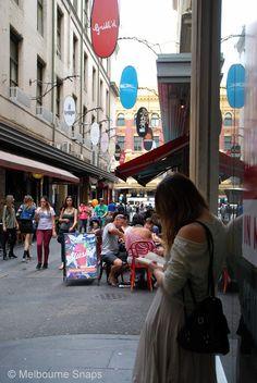Melbourne Snaps: Degraves