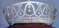 Tiara of Hilda, Grand Duchess of Baden (1864-1952)