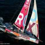 Roxy sail boat