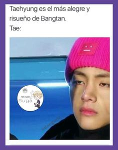 Lol my tae tae is is beautiful even if he is not smiling and cheerful