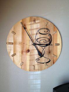 Horloge.