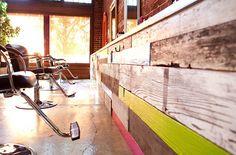 Deeda Salon Stylist Stations