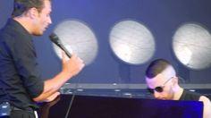 Hurts - Sunday - Pori Jazz Festival Finland 18.7.2014