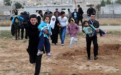 2.5 million displaced in Syria crisis - Telegraph