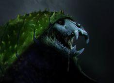 ArtStation - Fantastic Beasts Swooping evil , Dan Baker