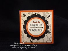 A Little Something 3x3 Halloween note cards SC swap (2)