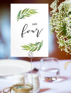 olive branch wedding on the day stationery table number card decor tablescape Wedding Invitation Design, Wedding Stationery, Wedding Menu, Wedding Day, Olive Branch Wedding, Menu Cards, Table Plans, Save The Date, Place Cards