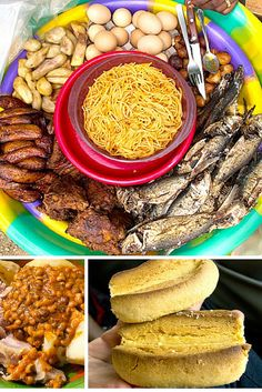 What to eat in Sierra Leone #localfood #Africa