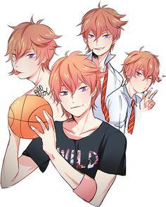 Shigino Kisumi - Free! Eternal Summer / High☆Speed! Hot Anime Guys, Hot Guys, Barakamon, Free Eternal Summer, Splash Free, Free Iwatobi Swim Club, Swim Team, Cute Pink, Cute Boys