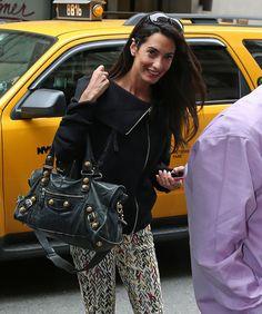 Look de star : Amal Alamuddin, aka Mme Clooney #MbyCriistina #lookdestar