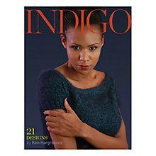 6972da1bfd3be Buy Rowan Indigo Knitting Patterns Book Online at johnlewis.com Rowan  Knitting