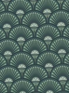 Deco Martini Arsenic Wallpaper by Divine Savages in Wallpaper Art Deco Wallpaper, Of Wallpaper, Pattern Wallpaper, Motif Art Deco, Art Deco Design, Martini, Pinturas Art Deco, Art Nouveau, Muebles Art Deco