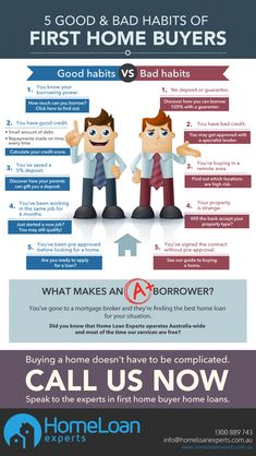 Be ready to buy your first home with a deposit, a stable job, a good credit history and a pre-approval. Home Buying Tips, Home Selling Tips, Buying Your First Home, Home Buying Process, First Time Home Buyers, Real Estate Career, Real Estate Business, Real Estate Tips, Real Estate Marketing