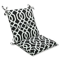 365 Labirinto Geometrico Black and White Outdoor Patio Chair Cushion *** To view further for this item, visit the image link.  This link participates in Amazon Service LLC Associates Program, a program designed to let participant earn advertising fees by advertising and linking to Amazon.com.