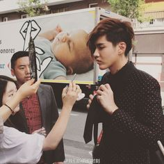 Image result for KRIS WU BF LOOKS