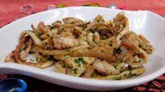 Calamars à la marinière : Une recette de calamars rapide et facile...
