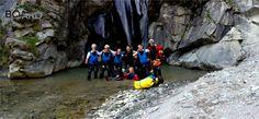 Get on Board!: Get on Board schlägt sich in die Schlucht - Canyoning Event…