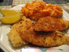Recipes With Fish Sauce, Paleo Fish Recipes, Ww Recipes, Copycat Recipes, Lunch Recipes, Seafood Recipes, Dessert Recipes, Desserts, Fish Recipe Panko