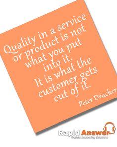 #customer service quote