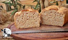 Pane integrale in cassetta con lievito madre - Non solo le torte di Anna