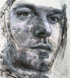 """""""KURT"""" / Kurt Cobain"""