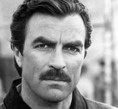 Tom Selleck this old man can get it! Lol He's always been handsome to me!
