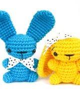 Crochet pattern – Tiny Bunnies