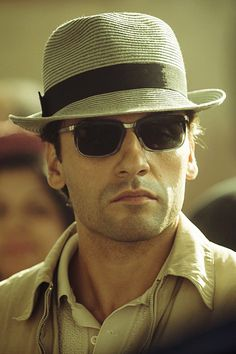 "Oscar Isaac as Rydal Keener in ""The Two Faces of January"" (2014)"