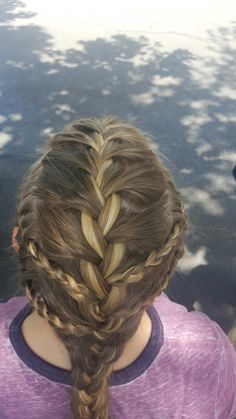 Coen roq with french braid