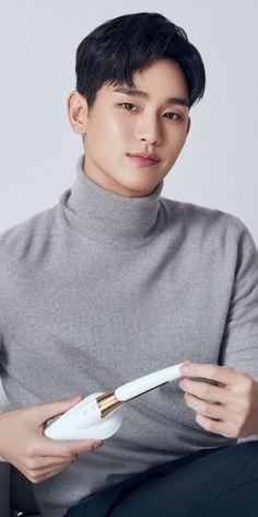 "Kim Soo Hyun 김수현 [ Upcoming drama "" It's okey to not be okay"" ] Kim Soo Hyun Abs, Hyun Kim, Asian Actors, Korean Actors, Kim Soo Hyun Instagram, Lee Shin, Kim Sohyun, My Love From The Star, Korean Star"
