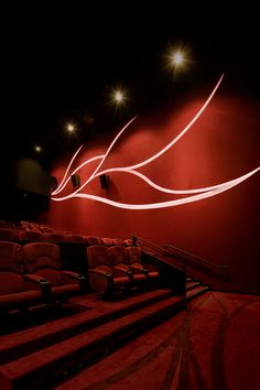 Boutique Cinema @ Windsor House / Location: Hong Kong / by AGC Design