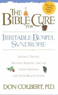 Invite bowel regularity into your life! You don't have to suffer the bloating or discomfort of irritable bowel syndome any longer! This easy-to-read booklet will put you on the road to better health a