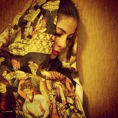 iranian scarf