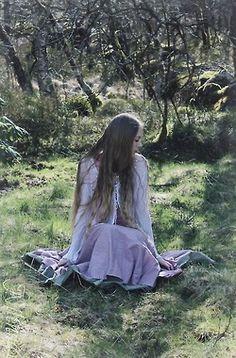 Robe de mariée Dame blanche (Princesse de la foret!!!) ᘡղbᘠ | M ...