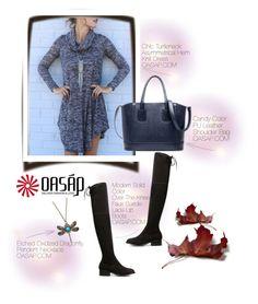 """Oasap 3/16"" by butterflypanic ❤ liked on Polyvore featuring mode, modern en oasap"