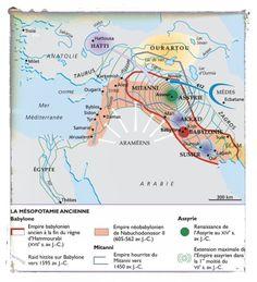 La Mésopotamie ancienne