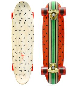 """Never send a man to do a woman's job. LMNADE's series of cruiser decks are exclusively styled and designed for female riders. ATLANTIC Series –26"""" x 7""""The Atla"""