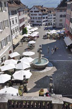 Hauptplatz, Rapperswil, Switzerland