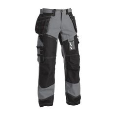 Blaklader Craftsmen Work Trousers X1500  Price : $141.99 http://www.ruggedtough.com/Blaklader-Craftsmen-Work-Trousers-X1500/dp/B00IAWVW48