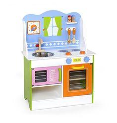 Viga - 2043622 - Imitación Juego - Cocina - Provenza: Amazon.es: Juguetes y juegos